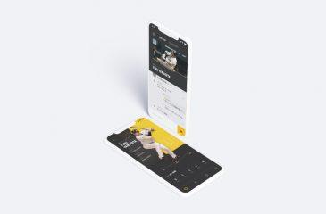 """APP Redesign """"野球速報アプリ"""" Vol.2"""